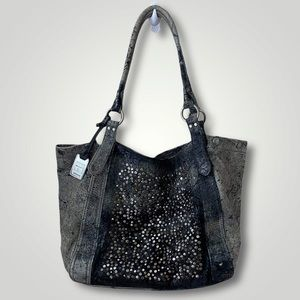 Frye | The Deborah Tote Bag in Glazed Slate